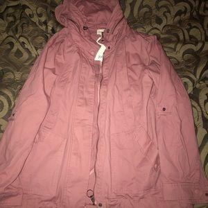 Jackets & Blazers - Mauve color women's jacket